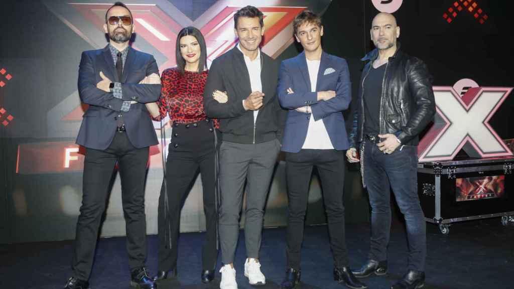 'Factor X' regresó a la pequeña pantalla en 2018.