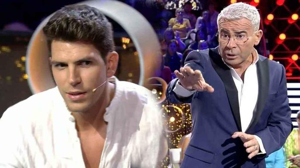 Jorge Javier y Diego Matamoros protagonizaron un tenso enfrentamiento en la gala de 'GH VIP'.