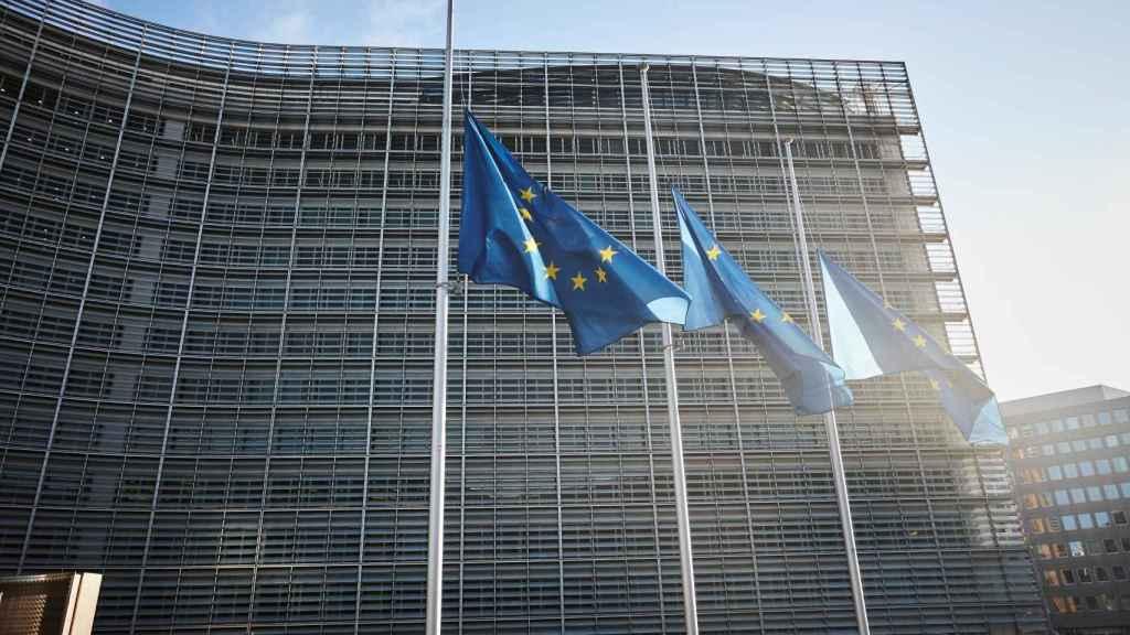 El edificio Berlaymont, la sede de la Comisión donde vivirá Von der Leyen