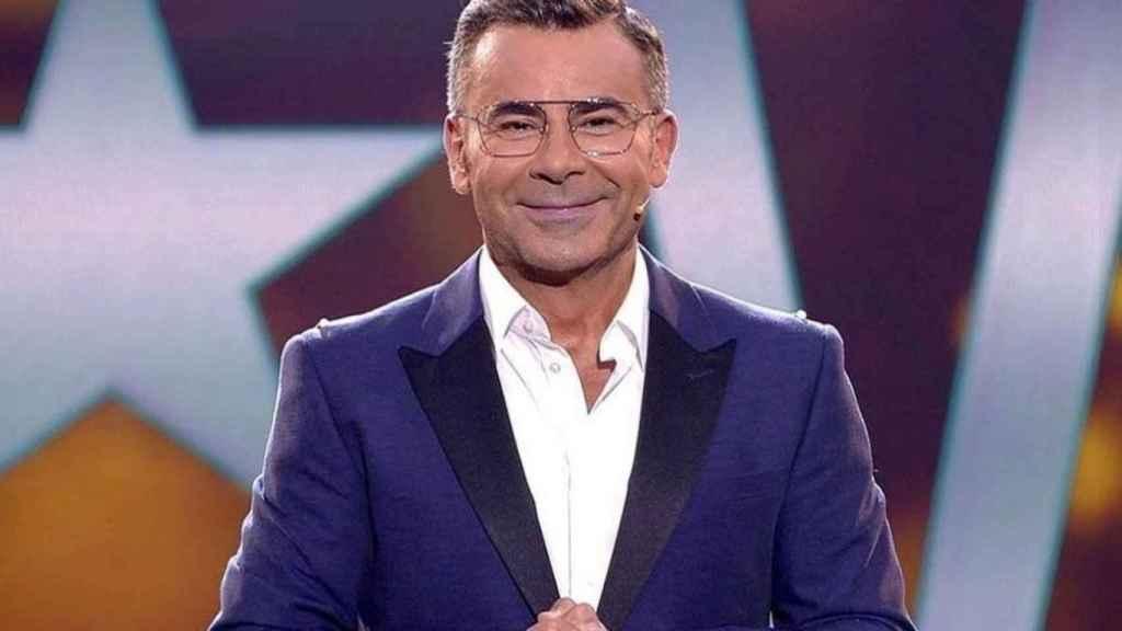 Jorge Javier es el presentador estrella de Mediaset.