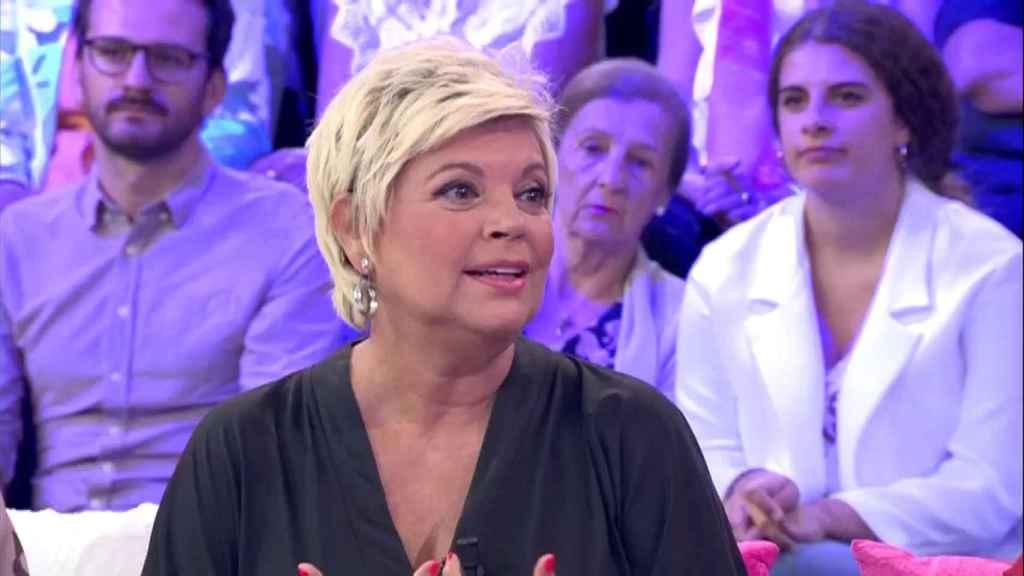 Terelu Campos compagina dos colaboraciones tras dejar 'Sálvame'.