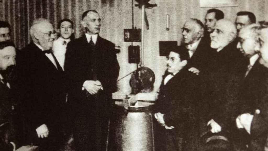 Los inicios de Danone a finales de la década de los años 20.