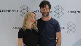 Ángela Cremonte y Javier Rey.
