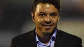 Marcelo Gallardo, técnico de River Plate