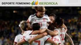 España golea a Azerbaiyán