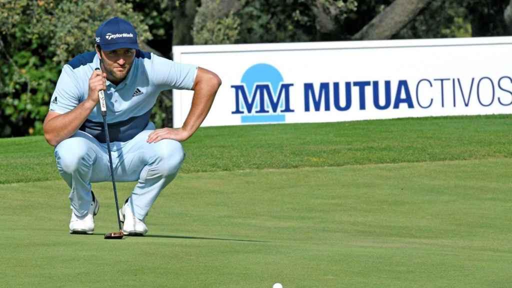 Jon Rahm en el Open de España