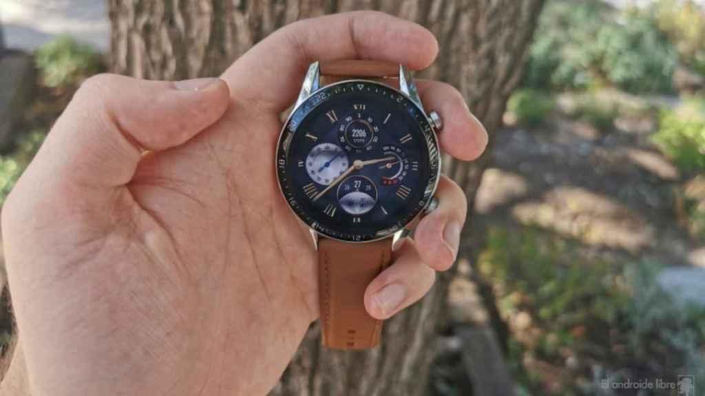 Ahorra 30 euros en tu Huawei Watch GT 2 con esta oferta de Amazon