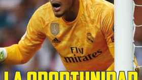 La portada de El Bernabéu (04/10/2019)