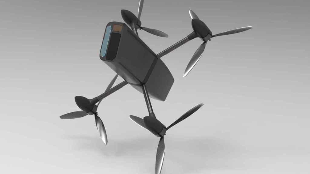 Dron 'Interceptor'