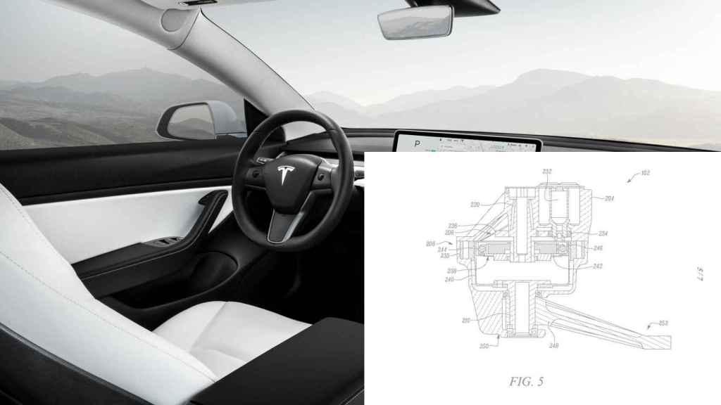 Tesla crea una nueva dirección asistida que mejora la autonomía