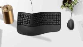 El clásico teclado ergonómico de Microsoft ha vuelto, todo un clásico