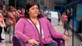 La madre de la niña, en una entrevista en una televisión uruguaya.