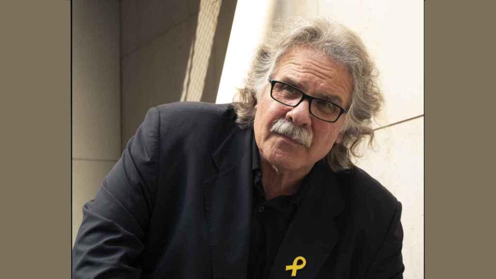 El ex portavoz de ERC en el Congreso considera una anomalía llevar el lazo amarillo.