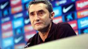 Valverde analiza el choque ante el Sevilla en rueda de prensa