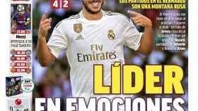Portada del diario MARCA (06/10/2019)