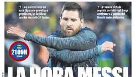 La portada del diario Mundo Deportivo (06/10/2019)