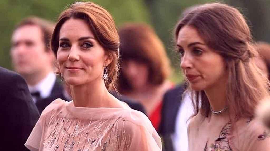 Kate Middleton y Rose Hanbury han pasado de ser íntimas amigas a no poder ni mirarse.