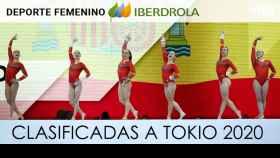 El equipo español femenino de gimnasia artística consigue plaza para Tokio 2020