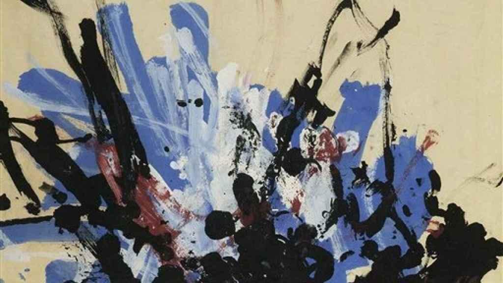 Cuadro pintado por Congo.