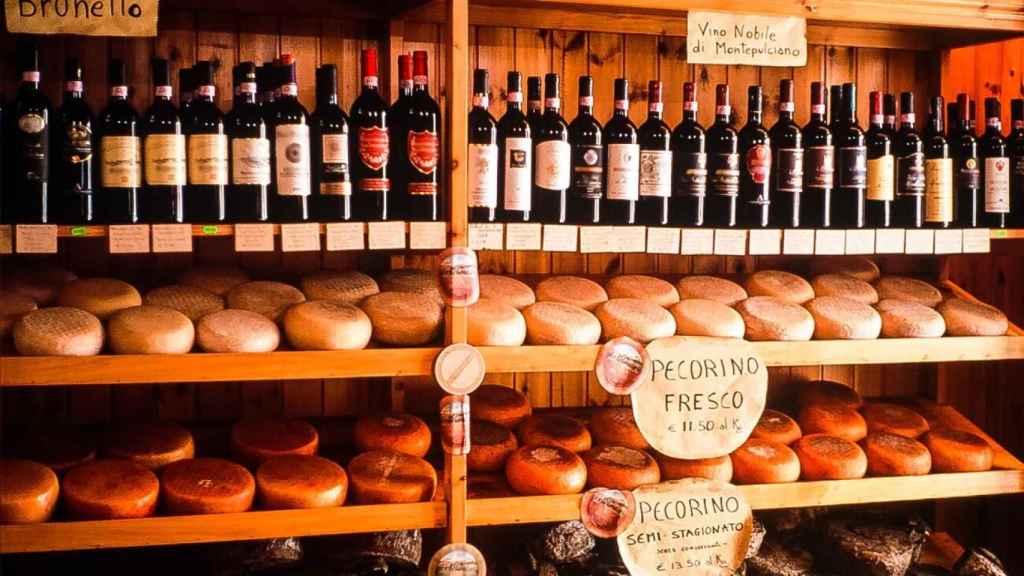 Entender las etiquetas italianas es difícil, pero no imposible.