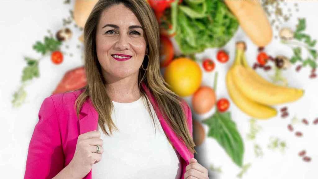 Carlota Corredera ha sido uno de los fichajes estrella de la Foodie Revolution celebrada en Santander.