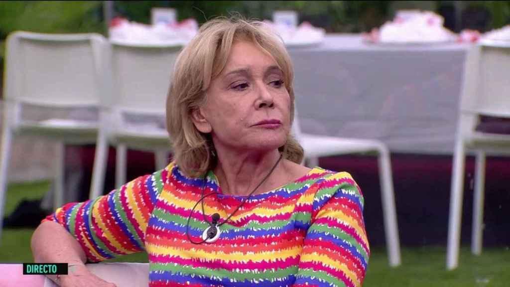 Mila Ximénez en 'GH VIP 7' (Telecinco)