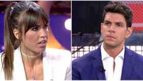 Sofía Suescun y Diego Matamoros han criticado el tonteo de sus parejas en 'GH VIP'.