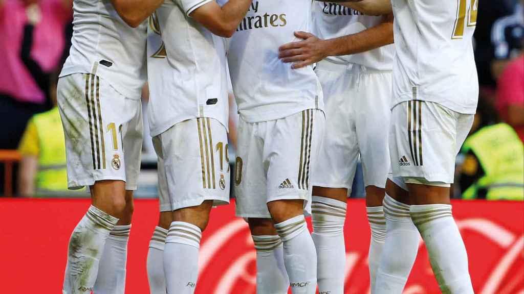 La portada de El Bernabéu (07/10/2019)