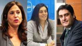Navarro, Romero, JIménez, Echániz y Tirado