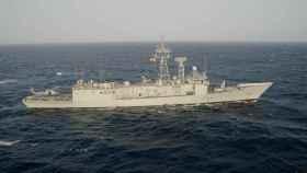 La fragata 'Santa María', en una imagen de archivo.