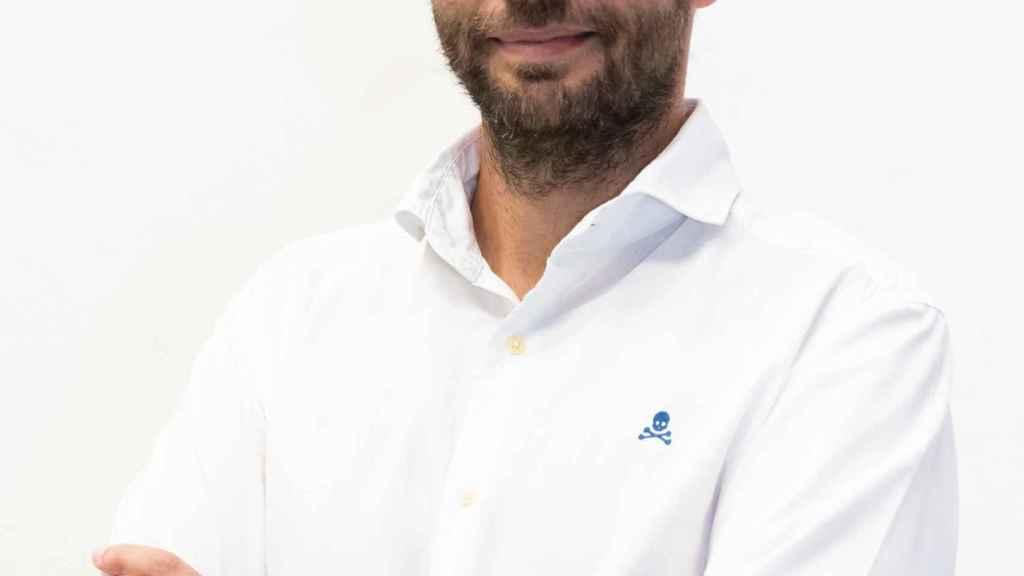 Sergi Pallarès, el CEO de Stockcrowd.