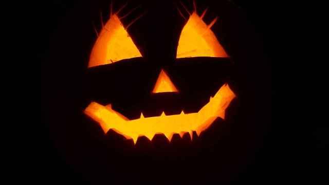 Las calabazas de Halloween son el preludio de la fiesta