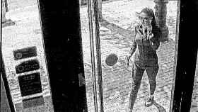 Última imagen de Dana el 12 de junio, captada por la cámara de un cajero antes de ser asesinada.