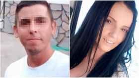 Sergio está acusado de acabar con la vida de su pareja, Dana.