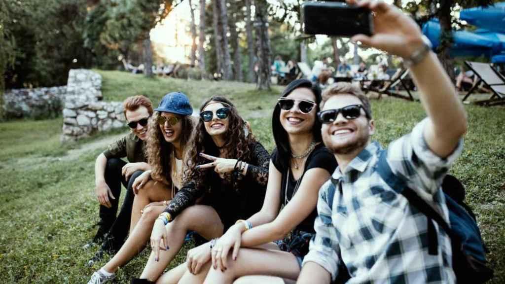 Los jóvenes españoles son los europeos con más satisfacción personal.