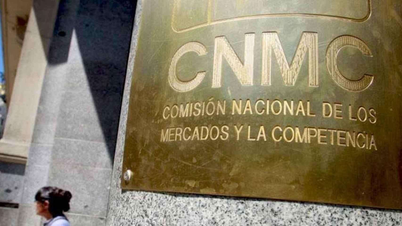 Imagen de archivo de la sede a la CNMC.