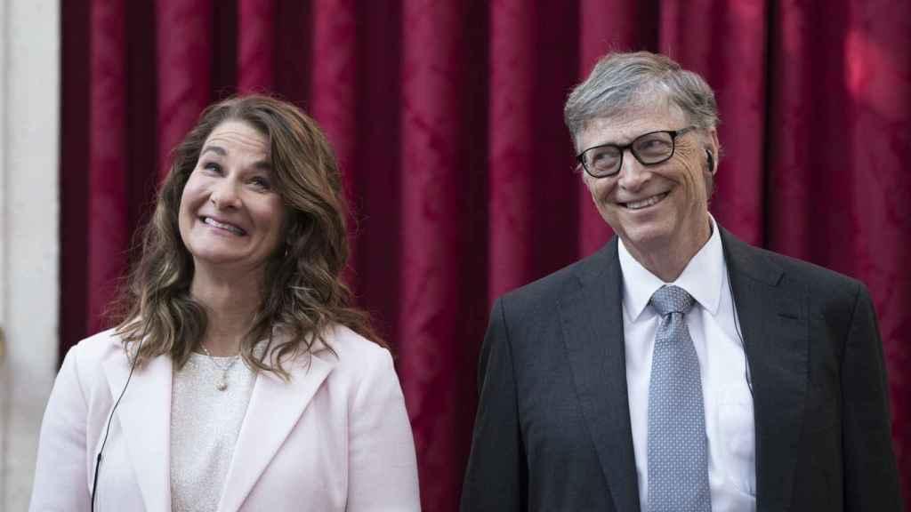 Melinda y Bill Gates tienen una fundación con la que financian estudios científicos