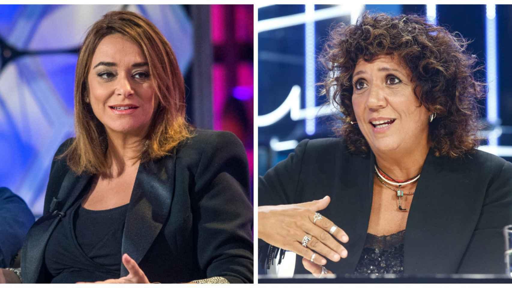Toñi Moreno Y La Cantante Rosana Rompen Su Relación Los Motivos De Su Distanciamiento