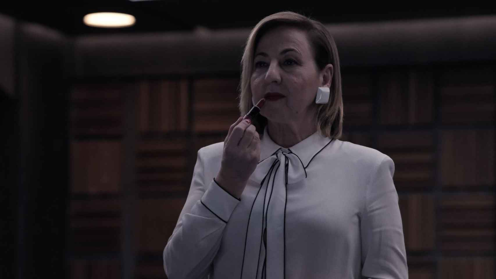 Carmen Machi en Criminal.
