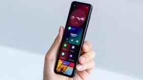 Diseño radical para el nuevo móvil de Essential: alargado y muy estrecho
