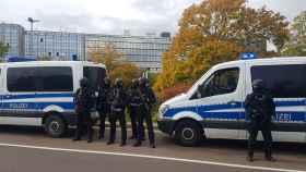 Al menos dos muertos en un tiroteo frente a una sinagoga en Halle, al este de Alemania