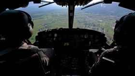 Cabina de helicóptero