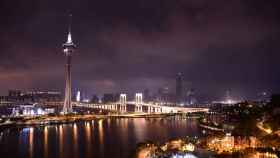 Panorámica de la ciudad de Macao.