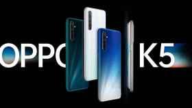 OPPO K5: un nuevo móvil idéntico al realme X2