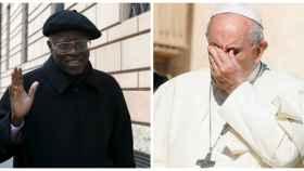Robert Sarah y el Papa Francisco