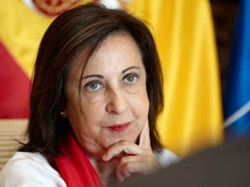 Me encantaría seguir en el Ministerio de Defensa, apunta Margarita Robles.