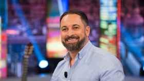 Santiago Abascal. (Antena 3)