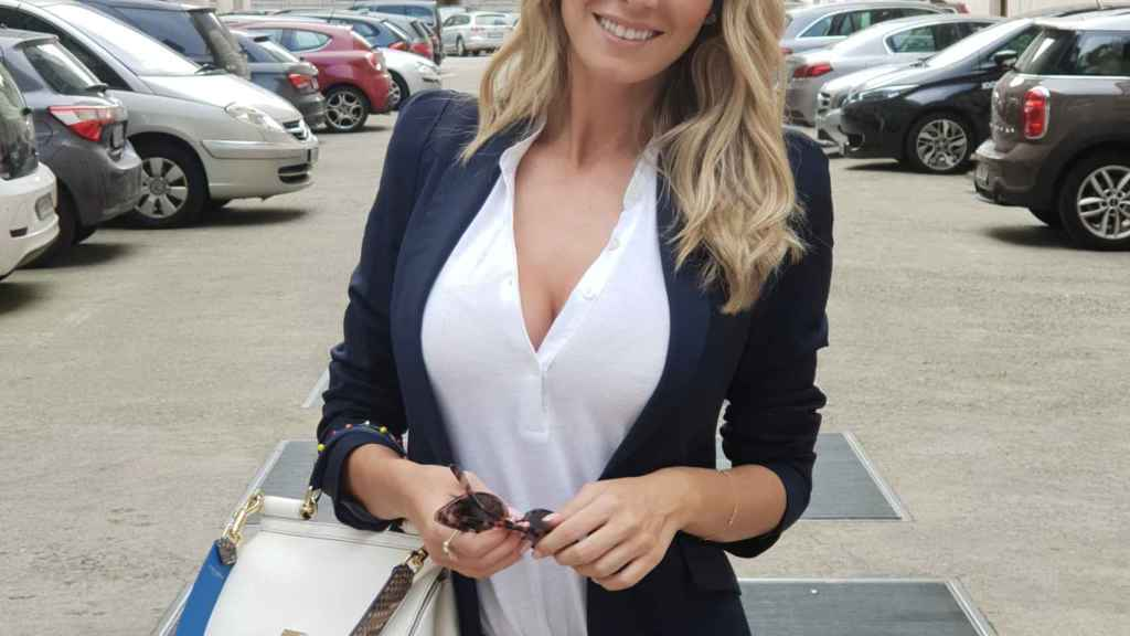 Diletta Leotta, periodista italiana de DAZN