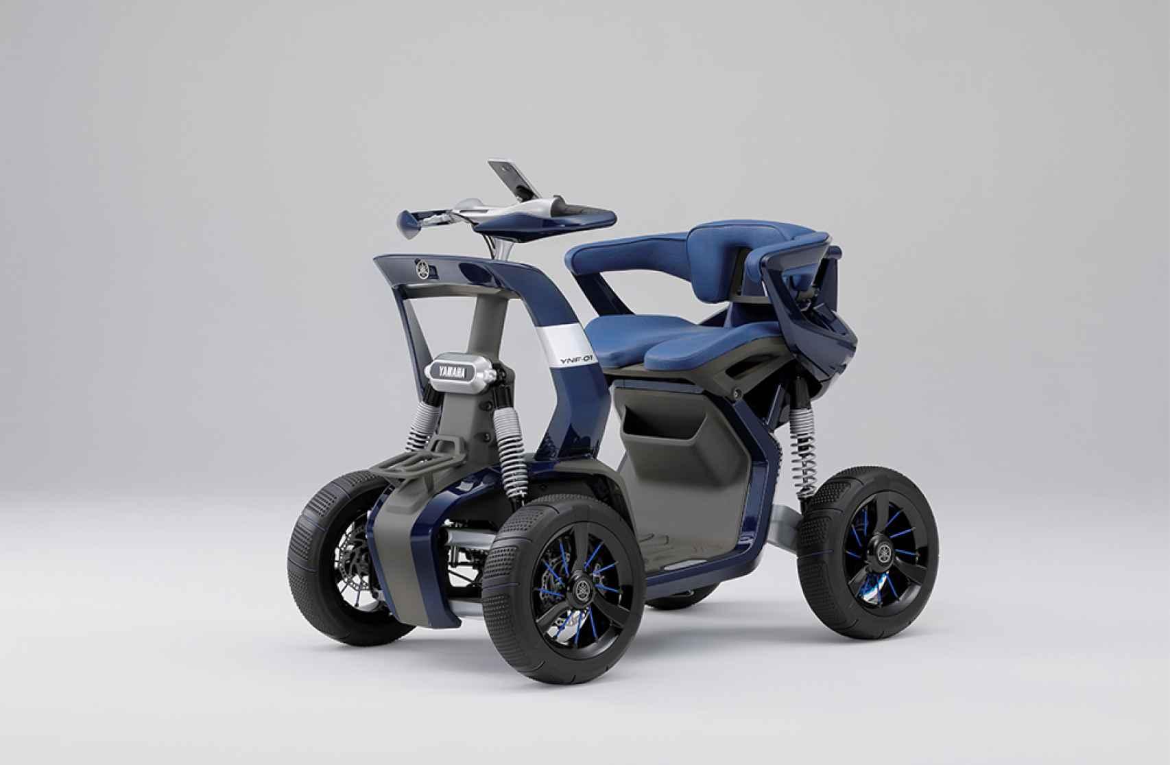 Yamaha YNF-01