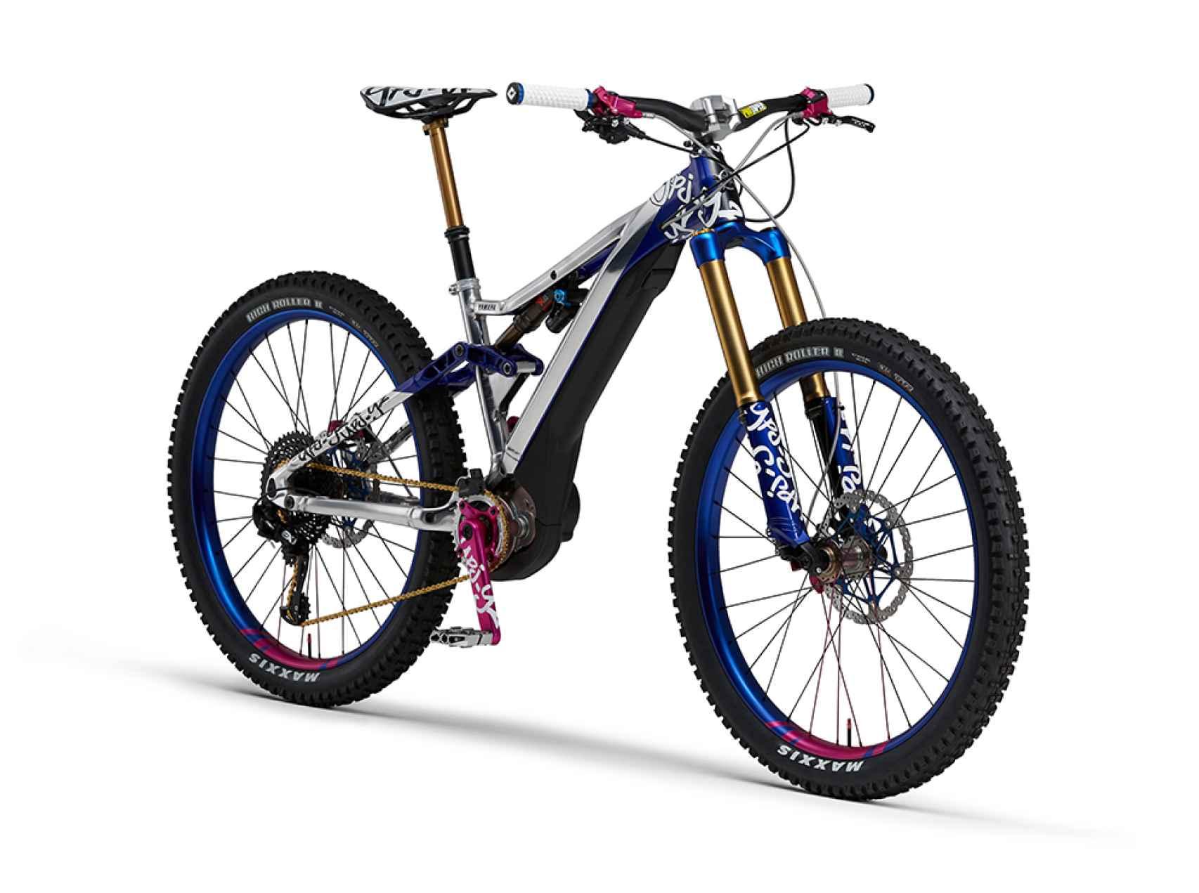 Yamaha YPJ-XC